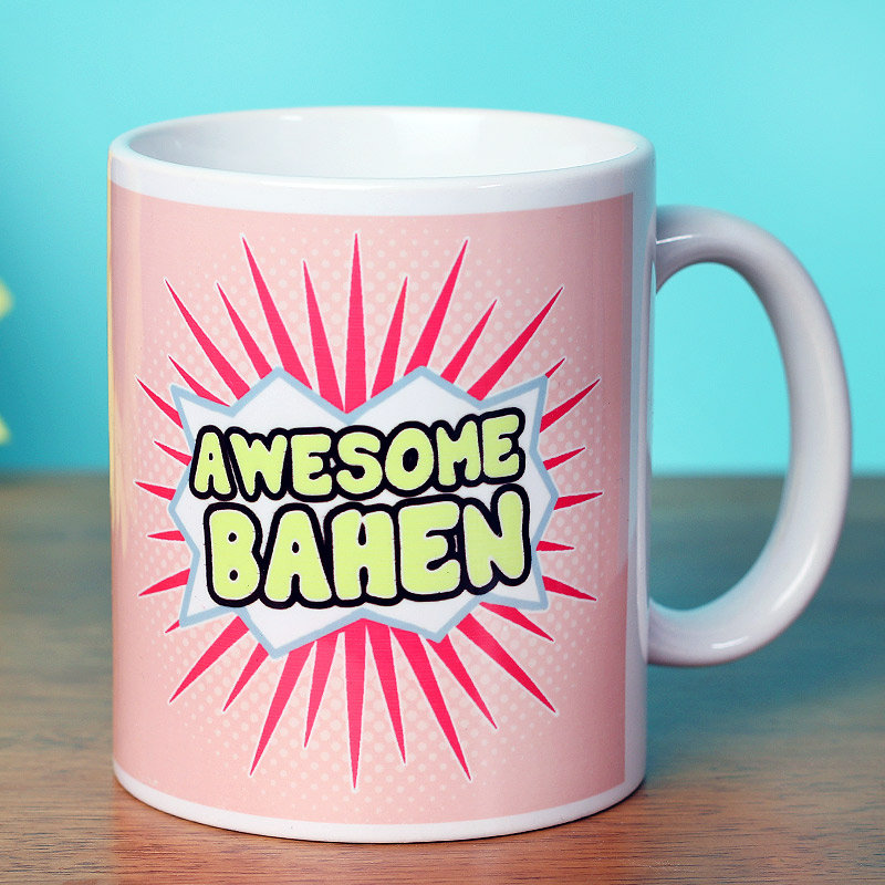Awesome Bahen Mug