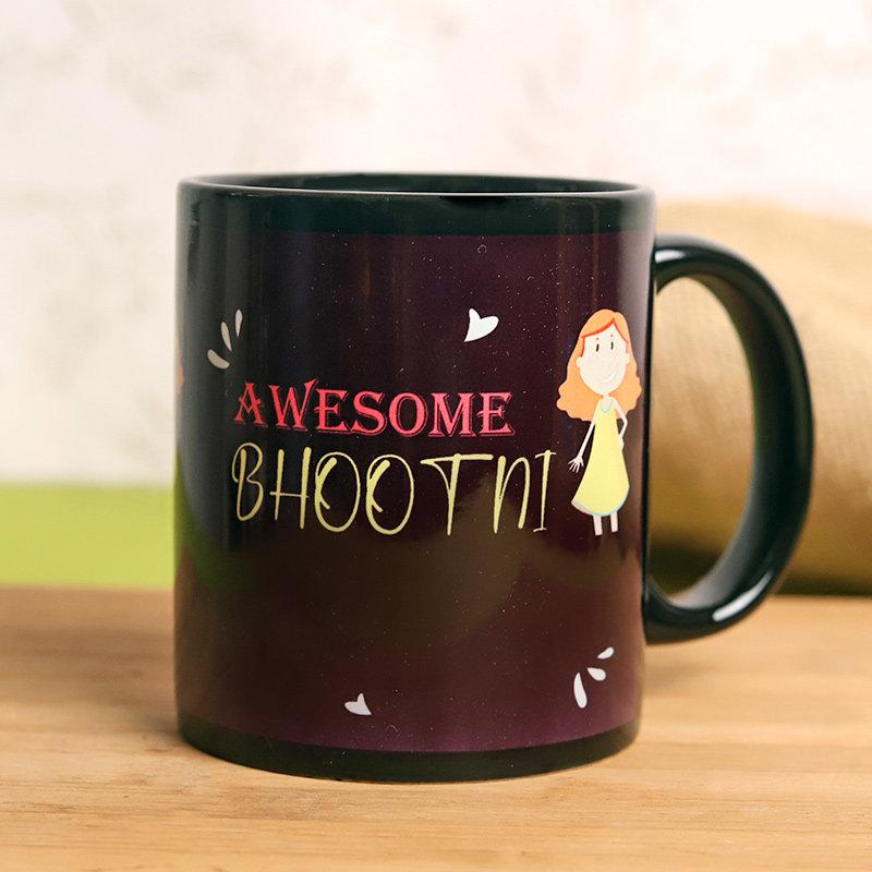Awesome Bhootni Custom Coffee Mug