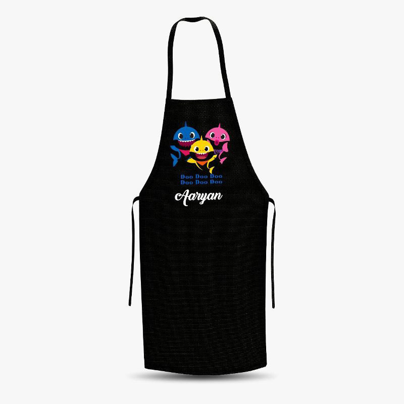 Baby Shark Personalized Apron