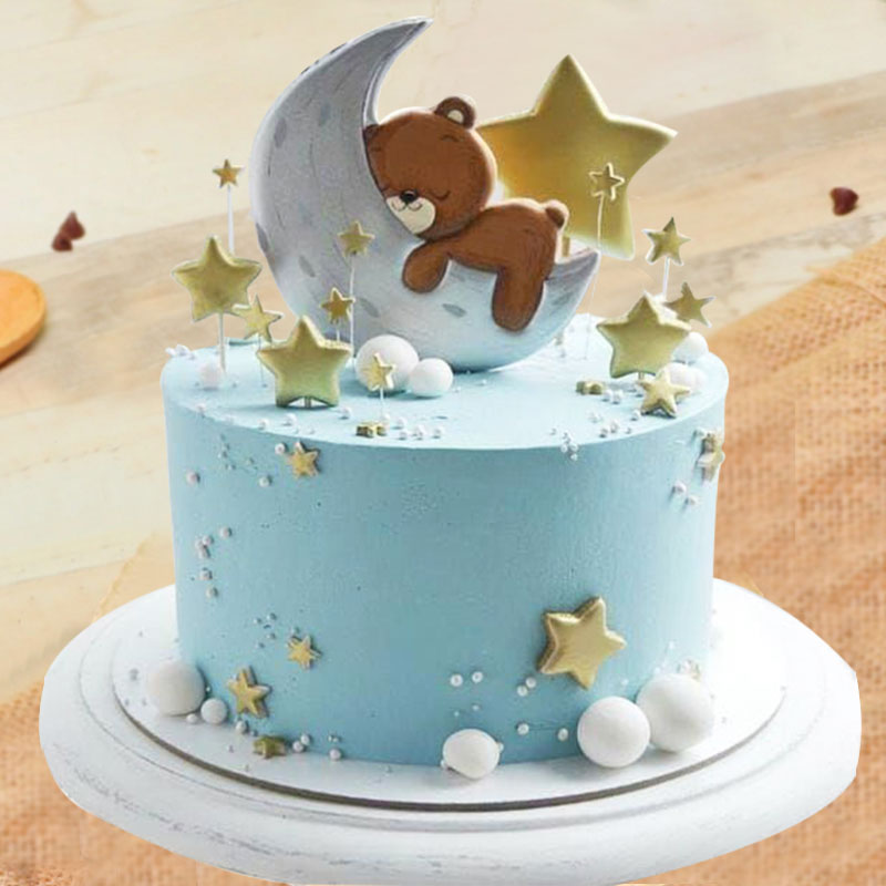 Special Baby Shower Theme Cake
