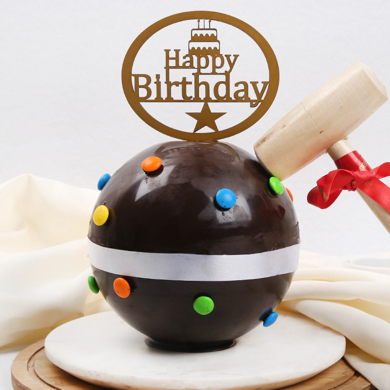 Ball of Chocolaty Passion