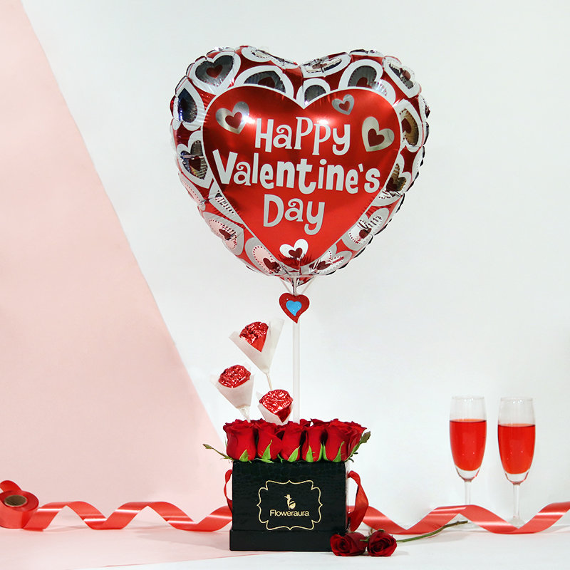 Balloon De Roses