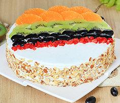 Fruit Cake Icon