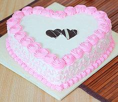 Strawberry Cake Icon
