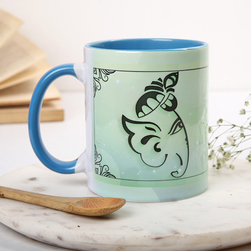 Beautiful Lord Ganesha Mug
