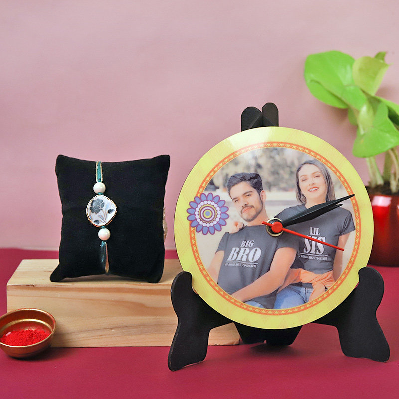 Beautiful Personalised Gift N Rakhi