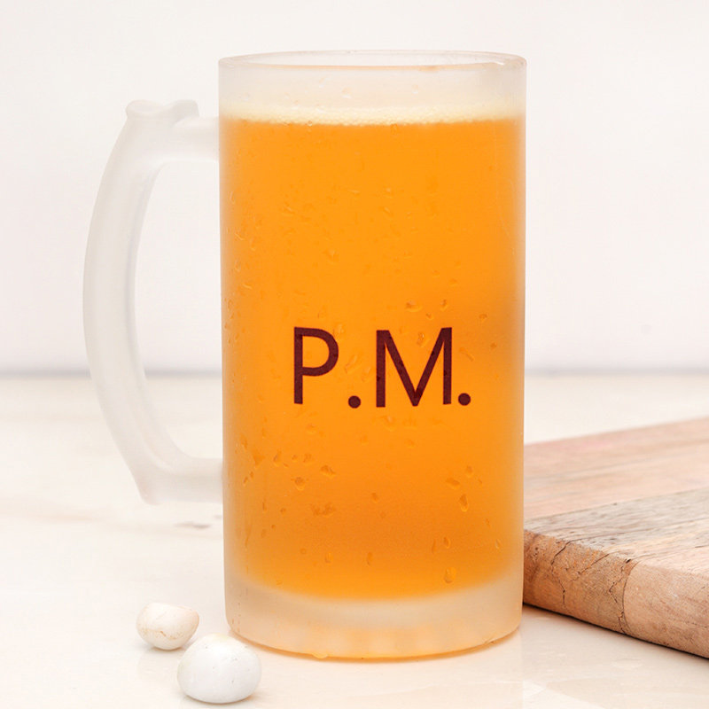 Premium Fathers Day Beer N Coffee Mug Set
