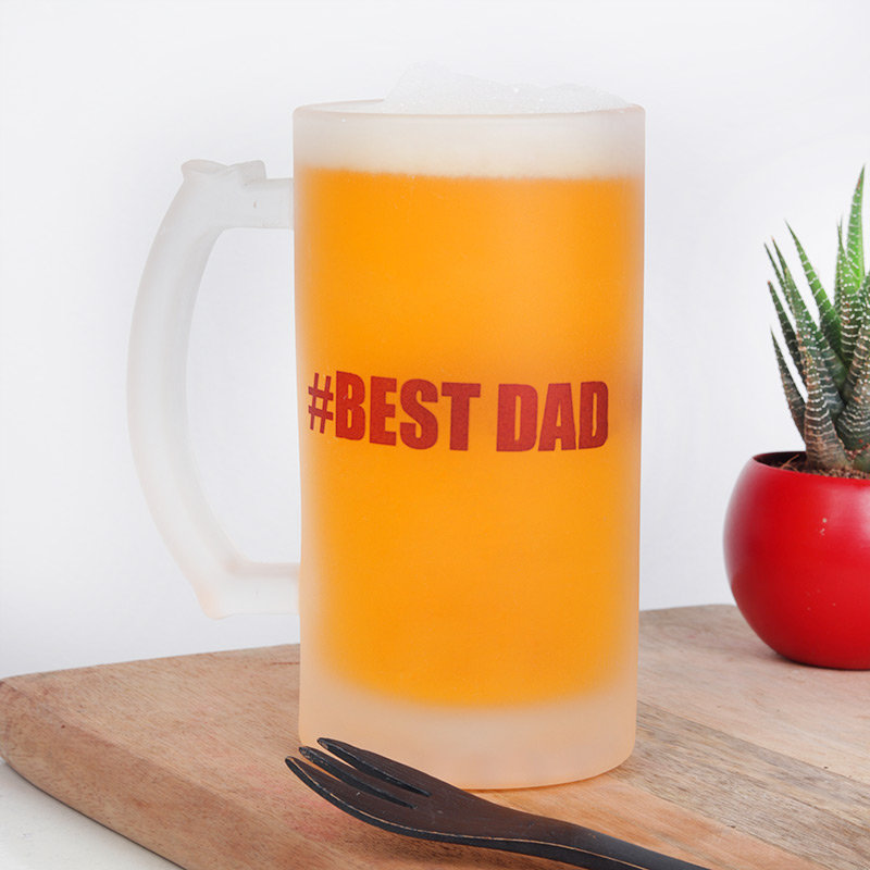 Best Fathers Day Beer Mug