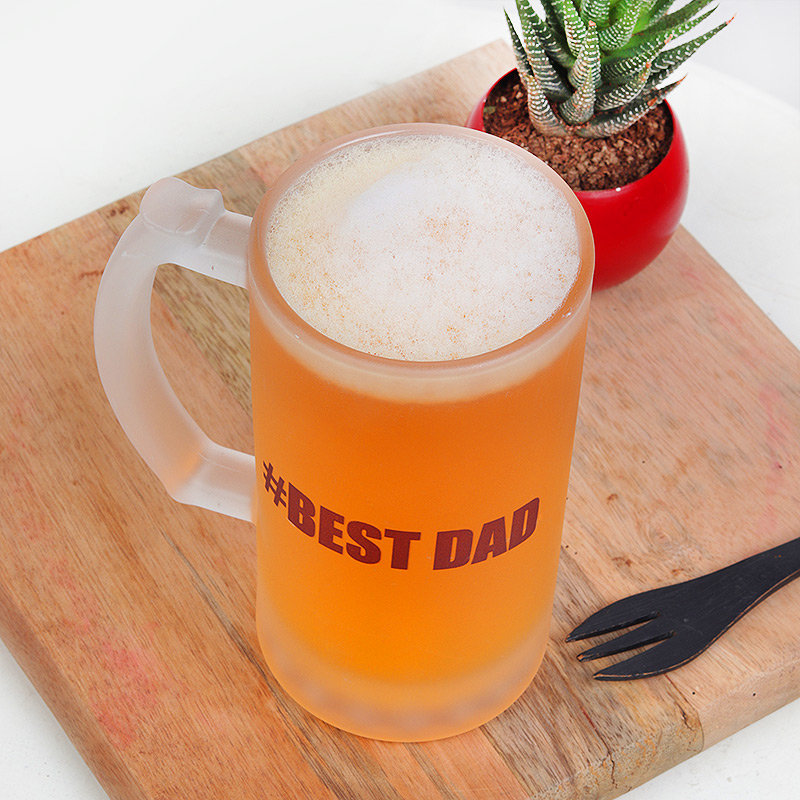 Special Fathers Day Beer Mug