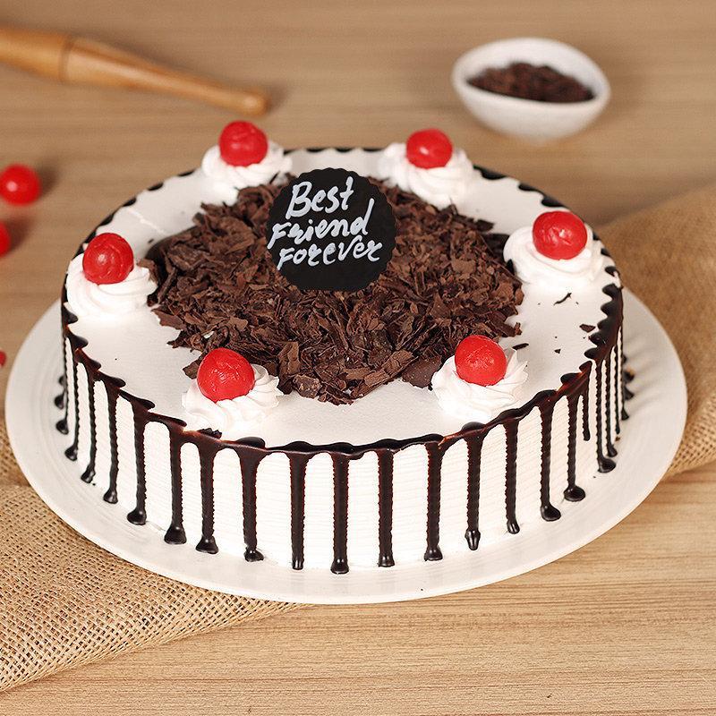 Best Friend Black Forest Cake