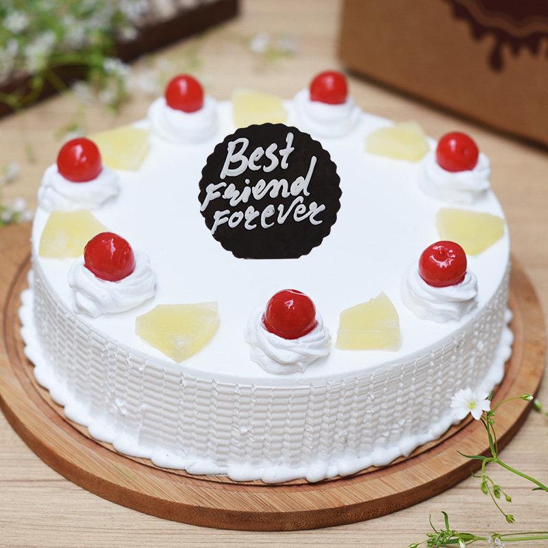 Best Friend Pineapple Cake