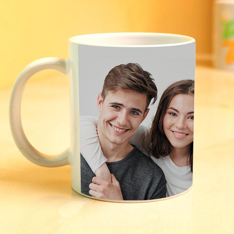 Happy Friendship Day Personalised Mug