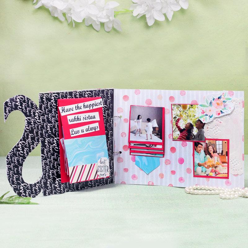 Best Sis Rakhi Special Book - Rakhi Gifts for Sister Online