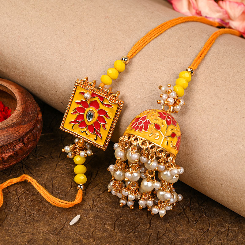 Send Bhaiya bhabhi Rakhi Online