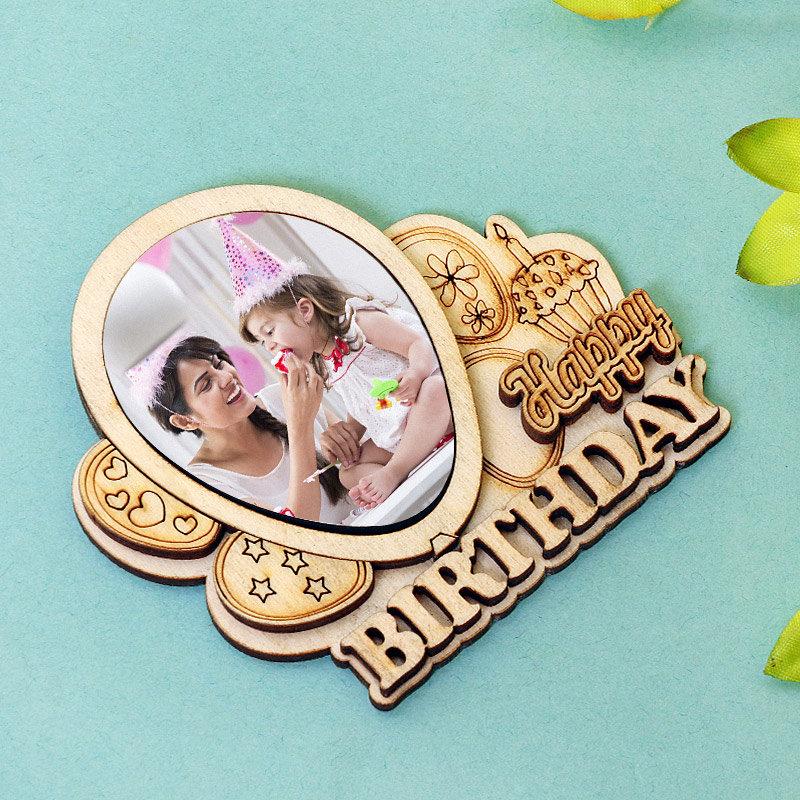 Personalised Birthday Fridge Magnet
