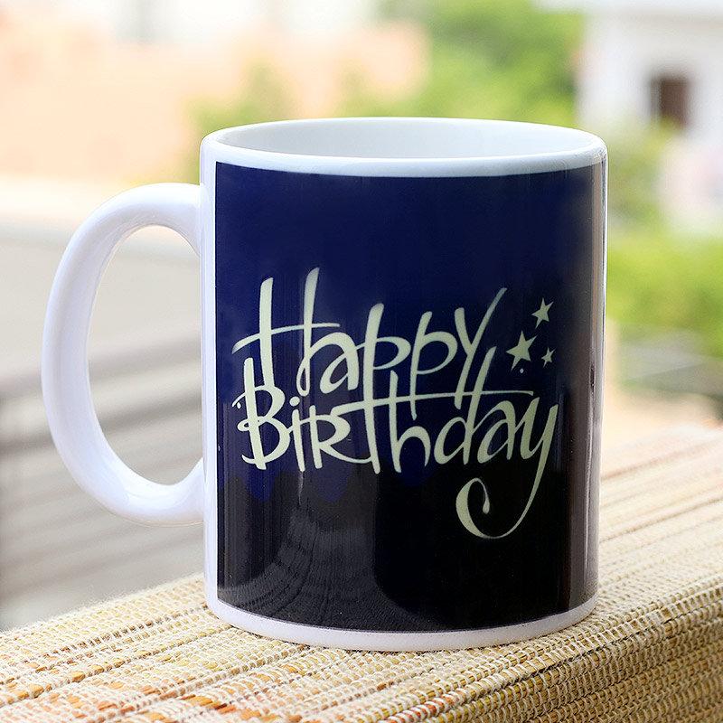 Happy Birthday Printed Mug for boy