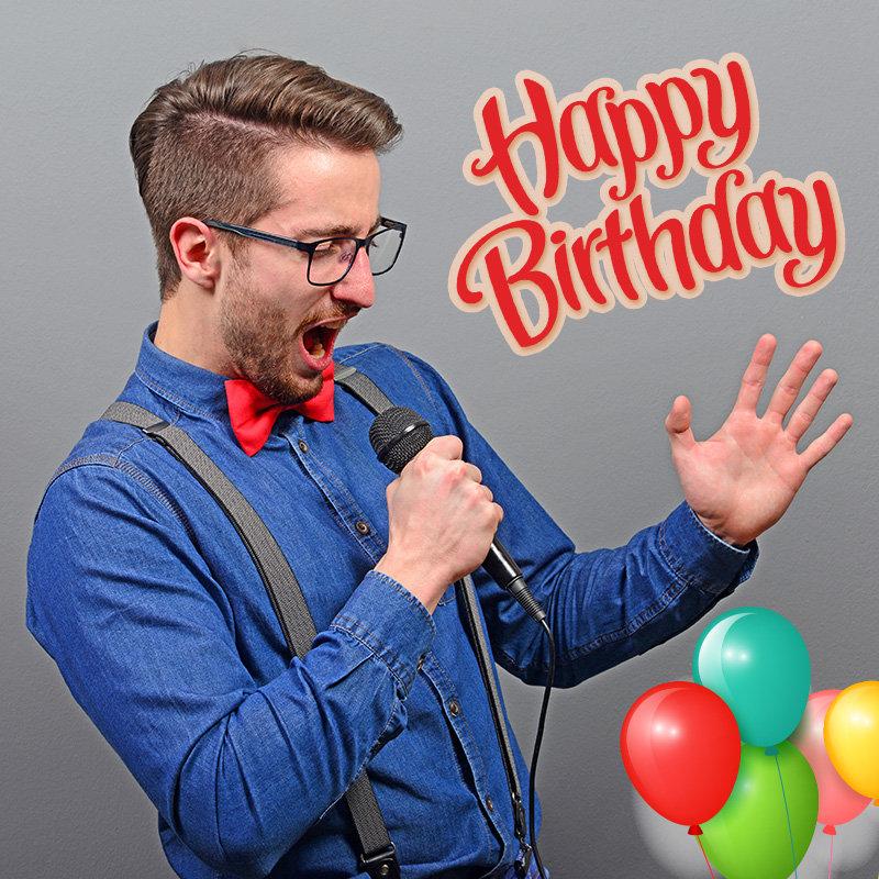 Birthday Video Song