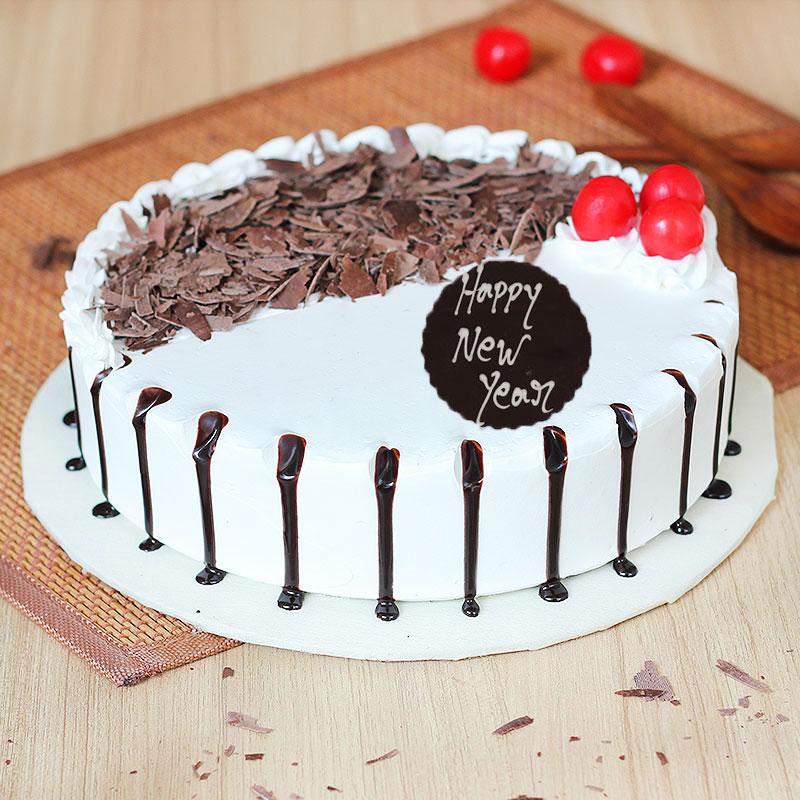 Black Forest HNY Cake