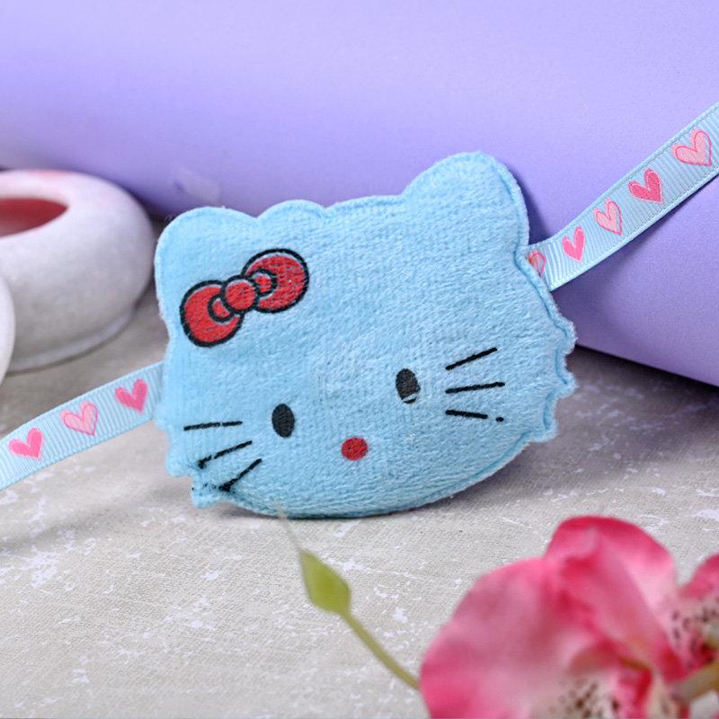 Blue Hello Kitty Rakhi - One Cartoon Rakhi
