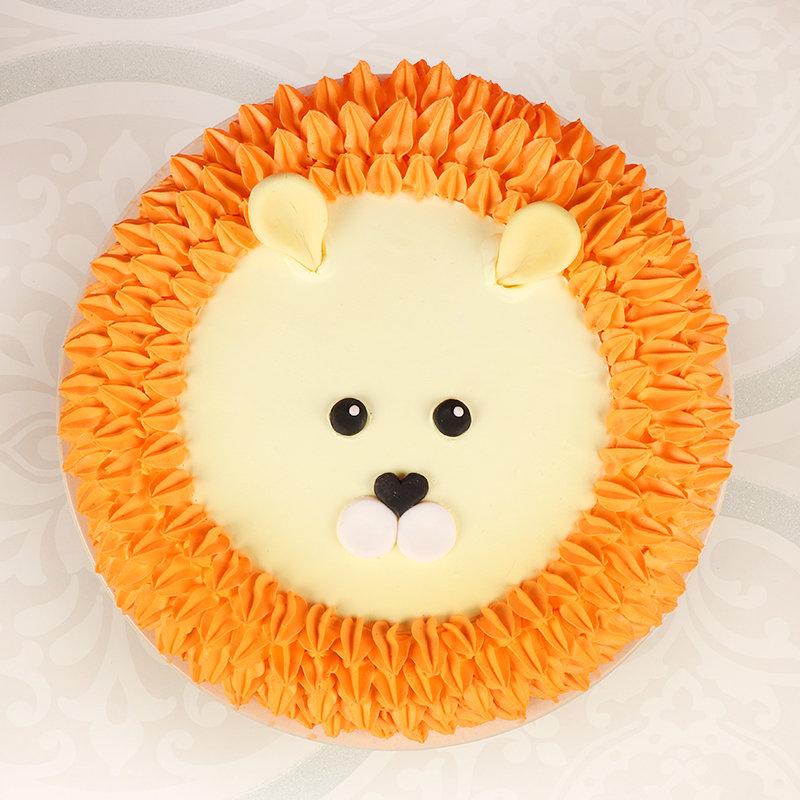 Bear Designer Cake