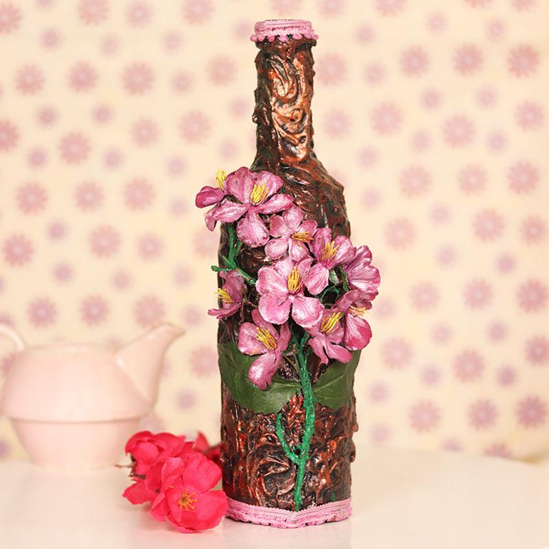Bottle Of Blooms