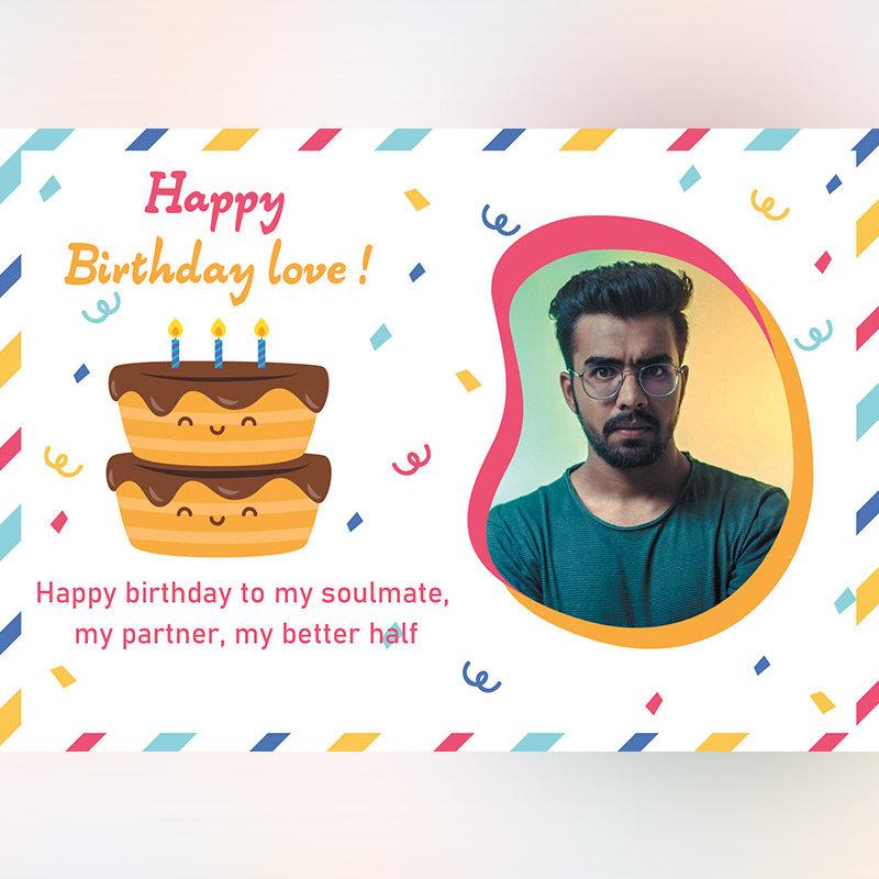 E-Cards For Boyfriend's Birthday