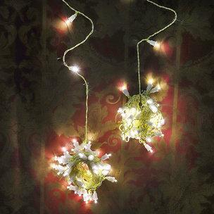 Brightening LED lights