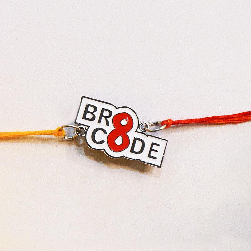 Send Bro Code Rakhi Online in india
