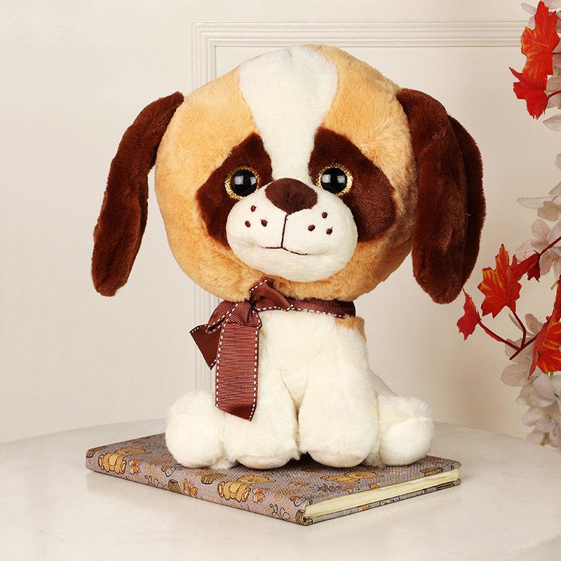 Brownie Dog Teddy