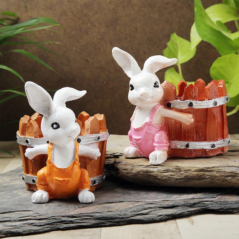 Bunny Planters Combo