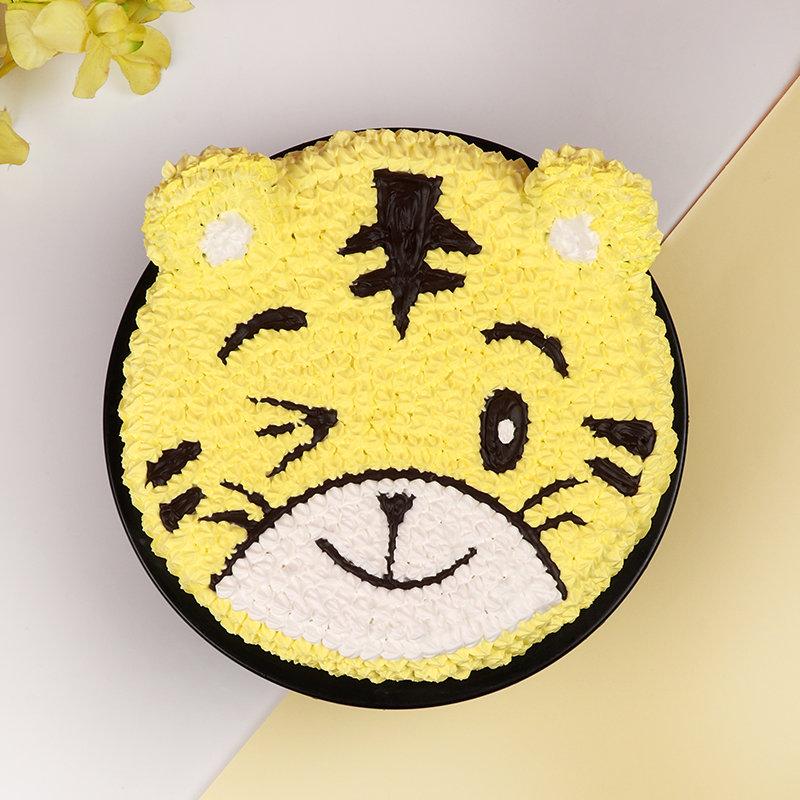 Cartoon Bear Designer Cake