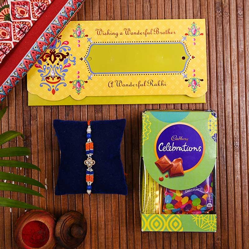 Celebration N Rakhi Card