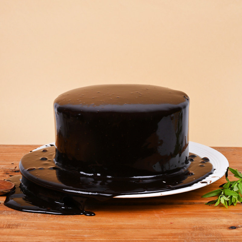 Choco Pull Me Up Cake for birthday