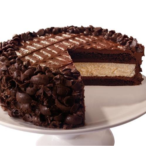 Chocolate Cheesecake - Chocolate Cheesecake