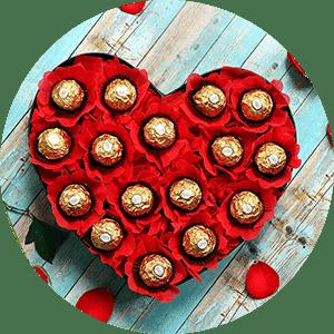 Anniversary Chocolate Bouquet