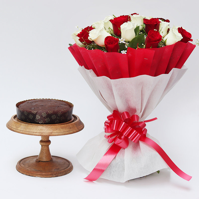 Chocolaty Bouquet For Christmas