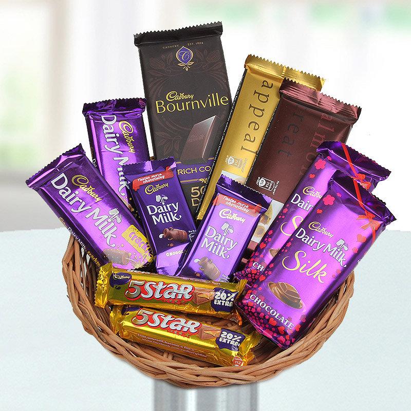 Chocolate Gift, Chocolate Gift Baskets