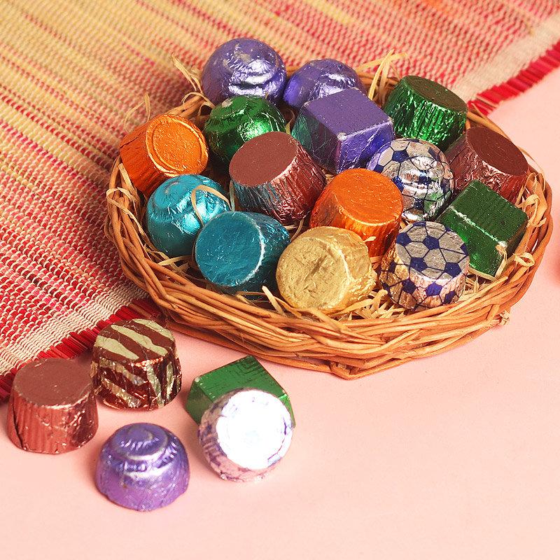 Chocolaty Nest - 20 Handmade Chocolates
