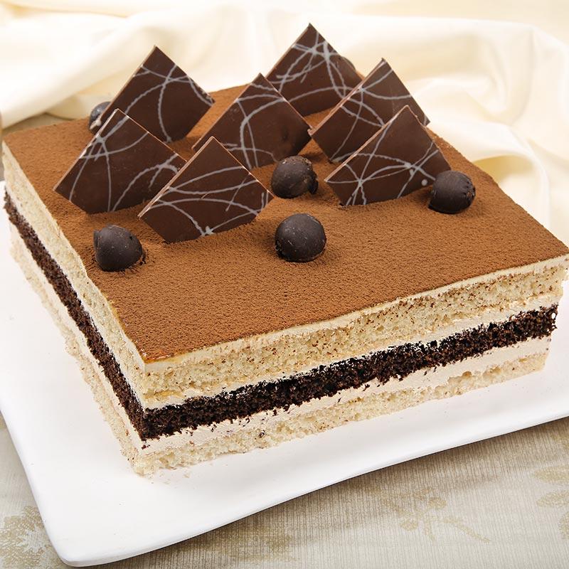 Chocolicious Coffee Cake