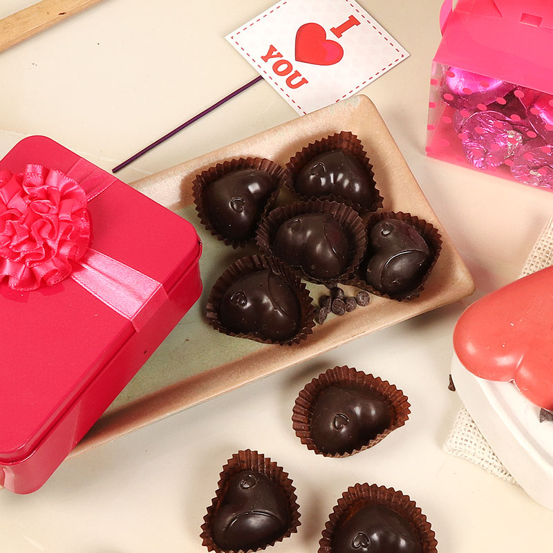 Handmade Chocolates for Loved One