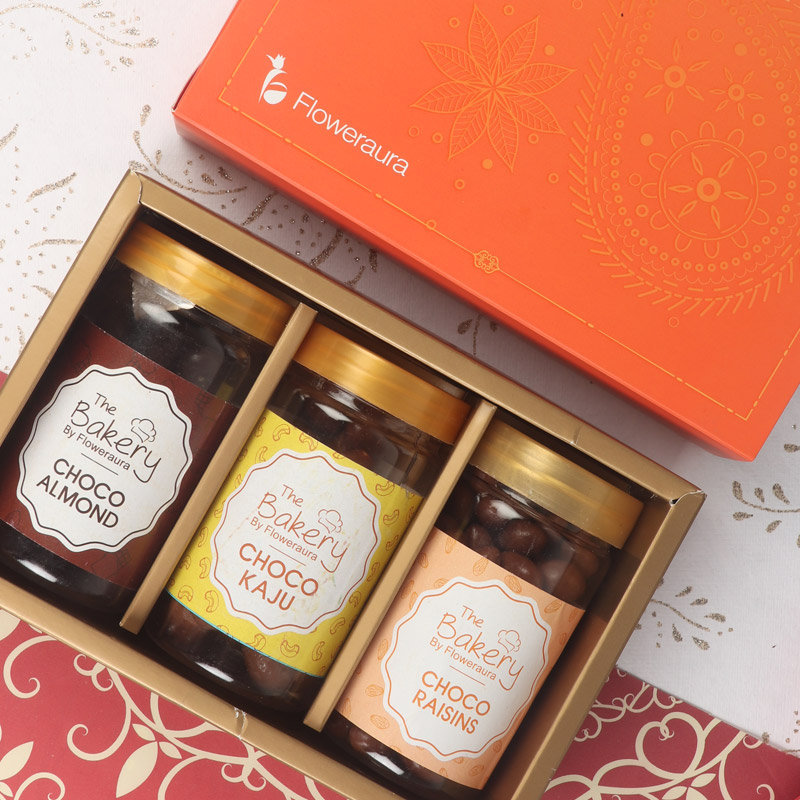 Chocolicious Signature Box - A Diwali Chocolate Box