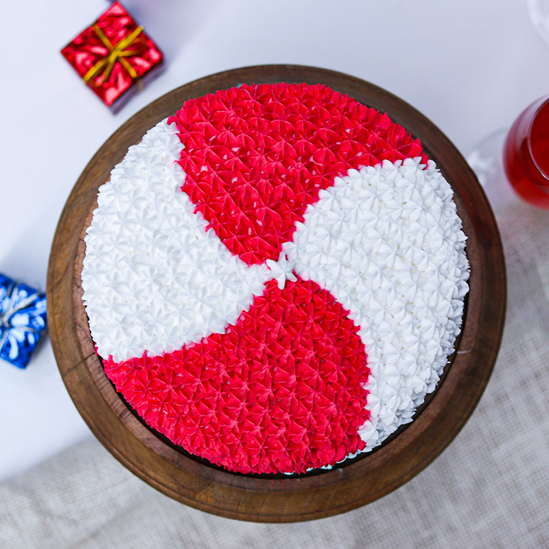 Online Colourful Cake Delivery