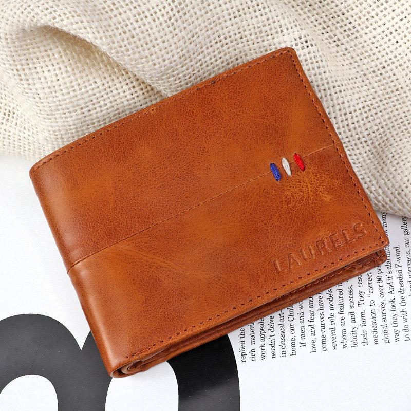 Classic Brown Mens WalletA Premium Wallet