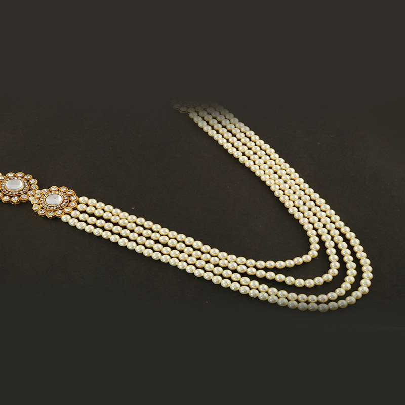 Classic Groom Necklace