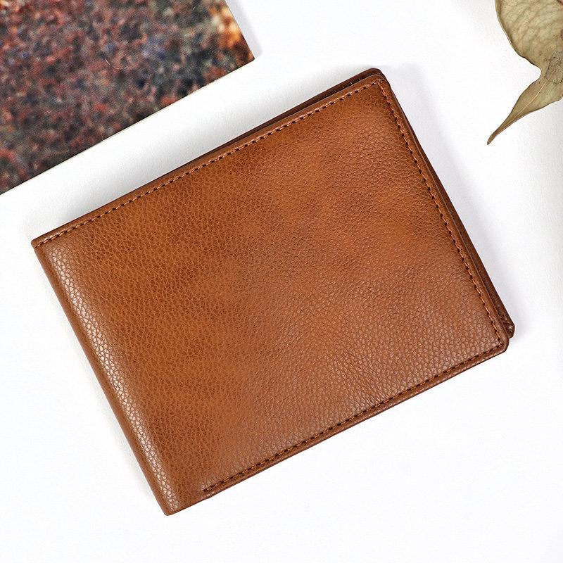 Classy Brown Men WalletA Premium Wallet