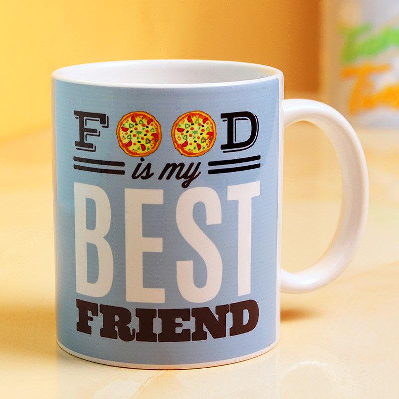 Printed Mug for Foodies