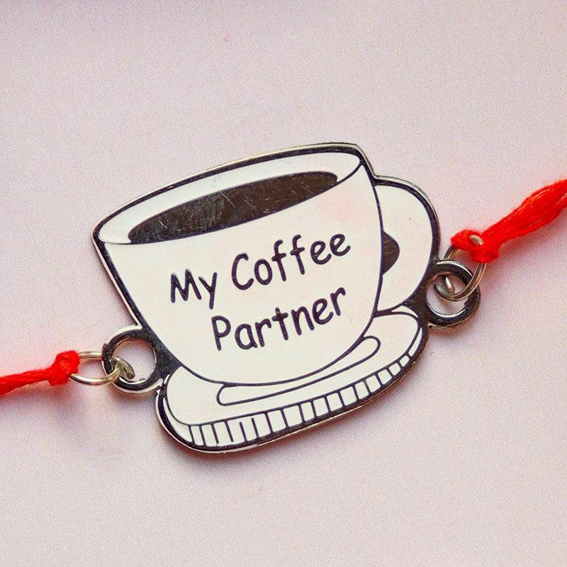 Coffee Partner Rakhi - My Coffee Partner Rakhi