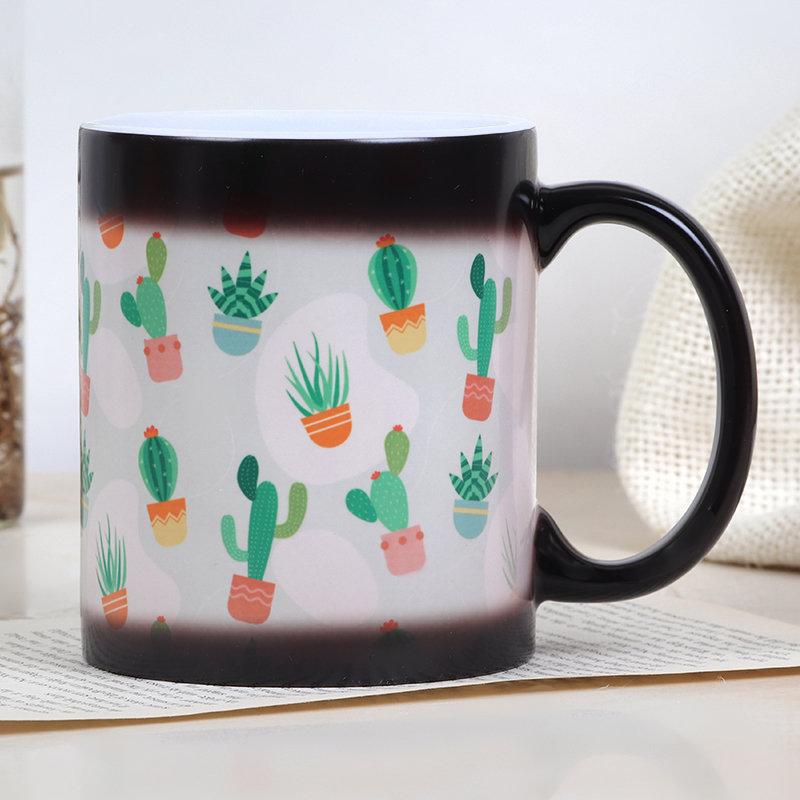 Colour Changing Plant Mug