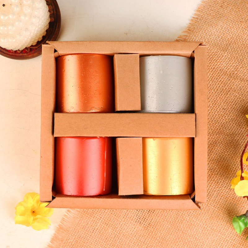 Candle Set Gift for Diwali