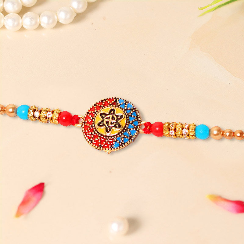 Product View in Colourful Rakhi Signature Box